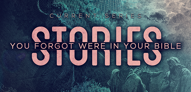 Stories You Forgot Were in Your Bible